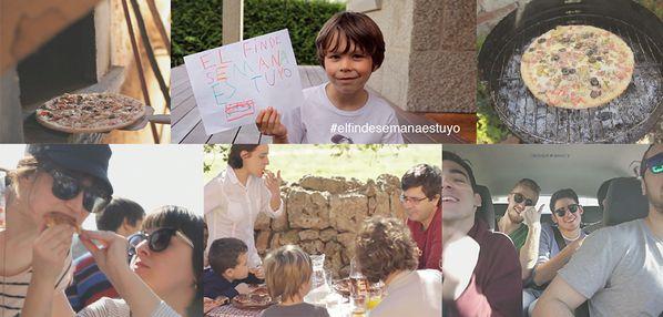 17 familias pasan el fin de semana con Casa Tarradellas #Elfindesemanaestuyo