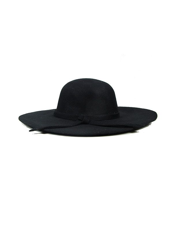 Lady chic hat — STYLEJUNKIE