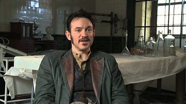 Image for Adam Rothenberg on the character of Jackson Ripper Street