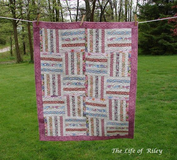 Quilt Pattern Split Rail Fence : 36 best images about QUILTING - RAIL FENCE TYPE on Pinterest Moda, Square quilt and Quilt