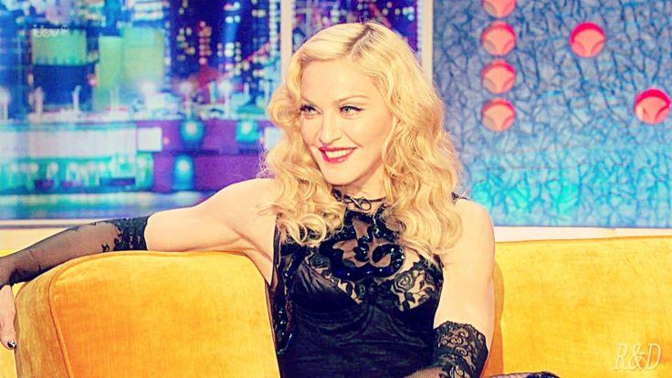 Madonna The Jonathan Ross Show 2015
