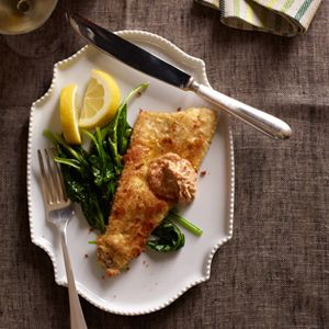 how to make healthy breaded fish
