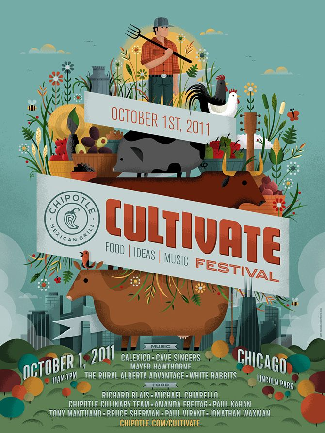 http://www.invisiblecreature.com/work/toys/#/work/posters/chipotle-cultivate