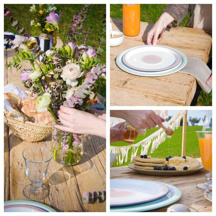 29 best 3bloggers3estilos images on pinterest do i wanna for Como decorar una mesa