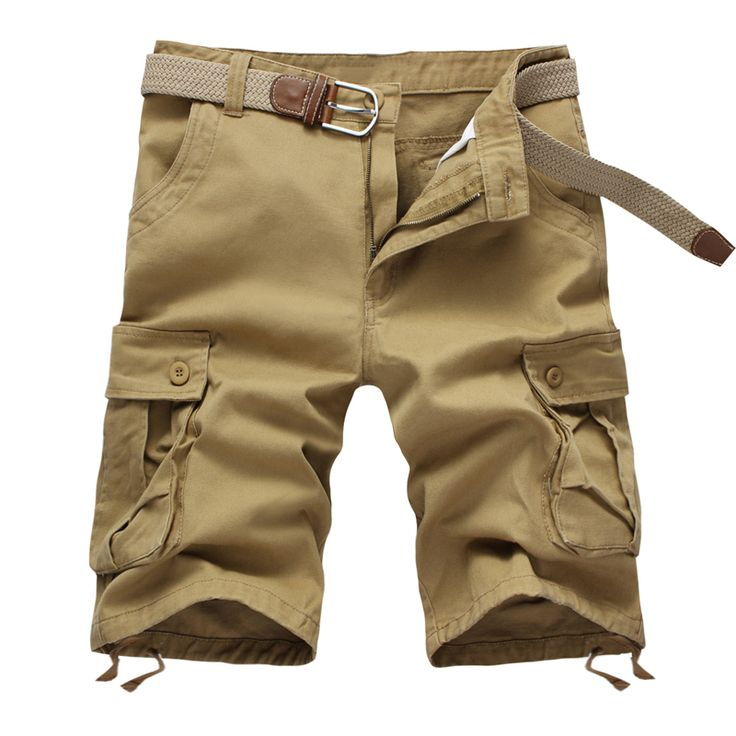 Find More Shorts Information about Khaki Mens Shorts Cotton Baggy Camouflage Short Cargo Pant Male Summer Man's Tactical Loose shorts homme Casual Men Breeches 40 ,High Quality Shorts from Man's - Wardrobe on Aliexpress.com