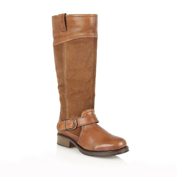 Buy Lotus Suede Leg Long Boots from the Next UK online shop