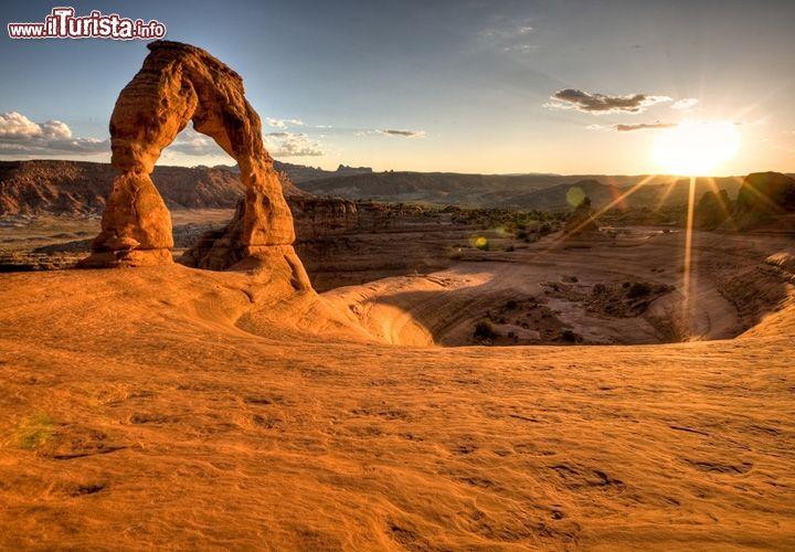 Arches, Utah: Tra i parchi nazionali americani, ...