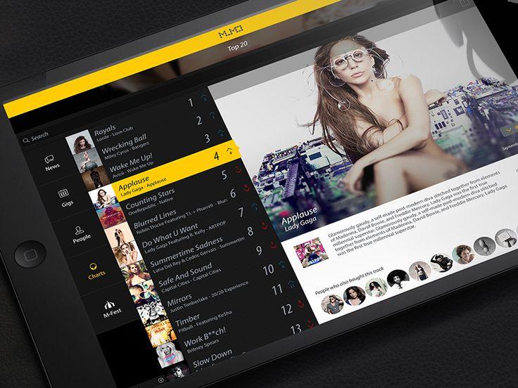 MTN - Music App