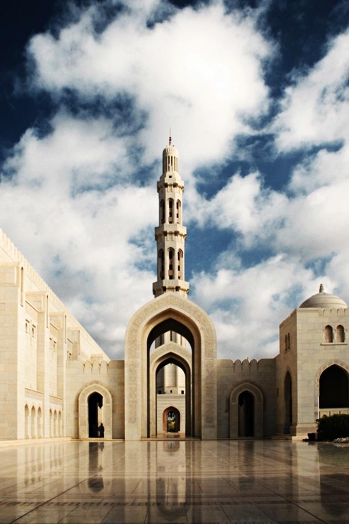 Sultan Qaboos Masjid, Oman