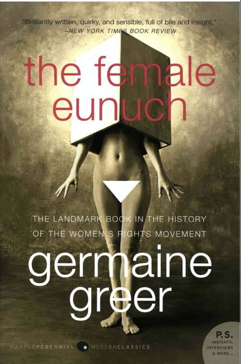 The publication of Germaine Greer's The Female Eunuch in 1970 was a landmark event, raising eyebrows and ire while creating a shock wave of recognition in women around the world with its steadfast assertion that sexual liberation is the key to women's liberation. Today, Greer's searing examination of the oppression of women in contemporary society is both an important historical record of where we've been and a shockingly relevant treatise on what still remains to be achieved.
