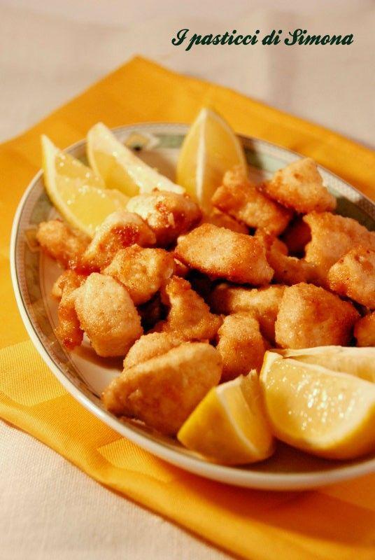 Petto di pollo al limone - I pasticci di Simona