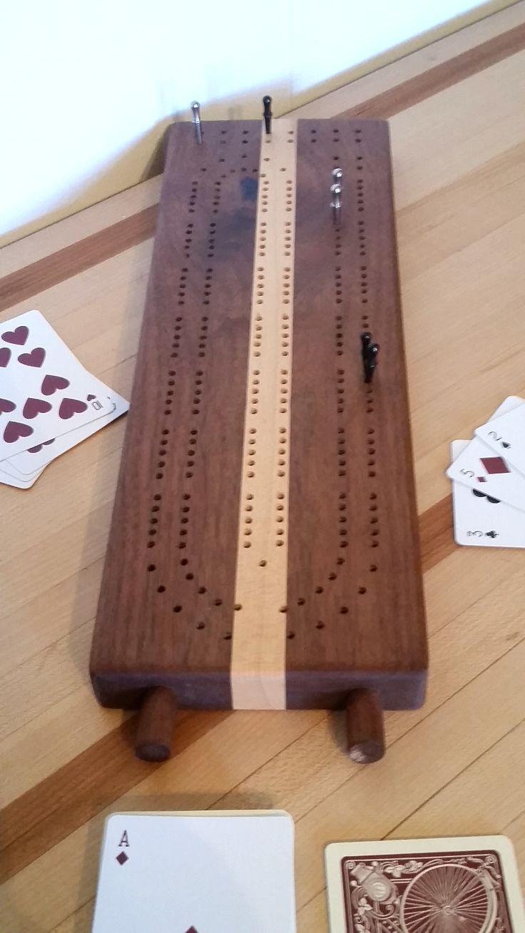8 best cribbage board images on Pinterest | Games, DIY and Craft ...