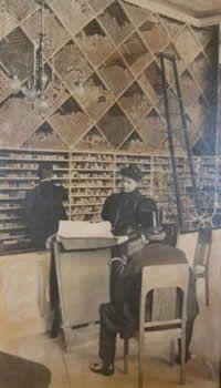 Tapetbutik och online hos Engelska Tapetmagasinet | Historisk | Tapeter | 1800-talet | Göteborg | Klassisk | Wallpaper Shop | Sweden | William Morris |