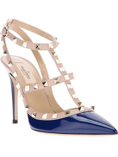 1000  images about shoes on Pinterest | Blue high heels Pump and Zara