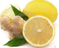 Zitronen Ingwer Sirup super bei Halsweh