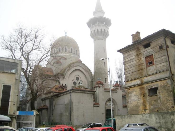 Tatar Mosque in Constanta - Romania.