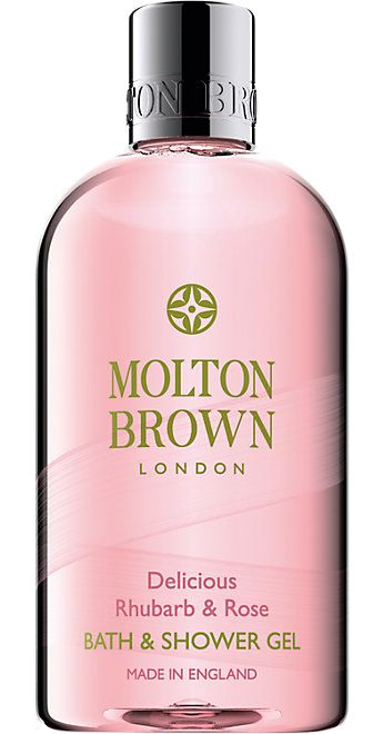 Molton Brown Rhubarb & Rose Bath & Shower Gel -  - Barneys.com