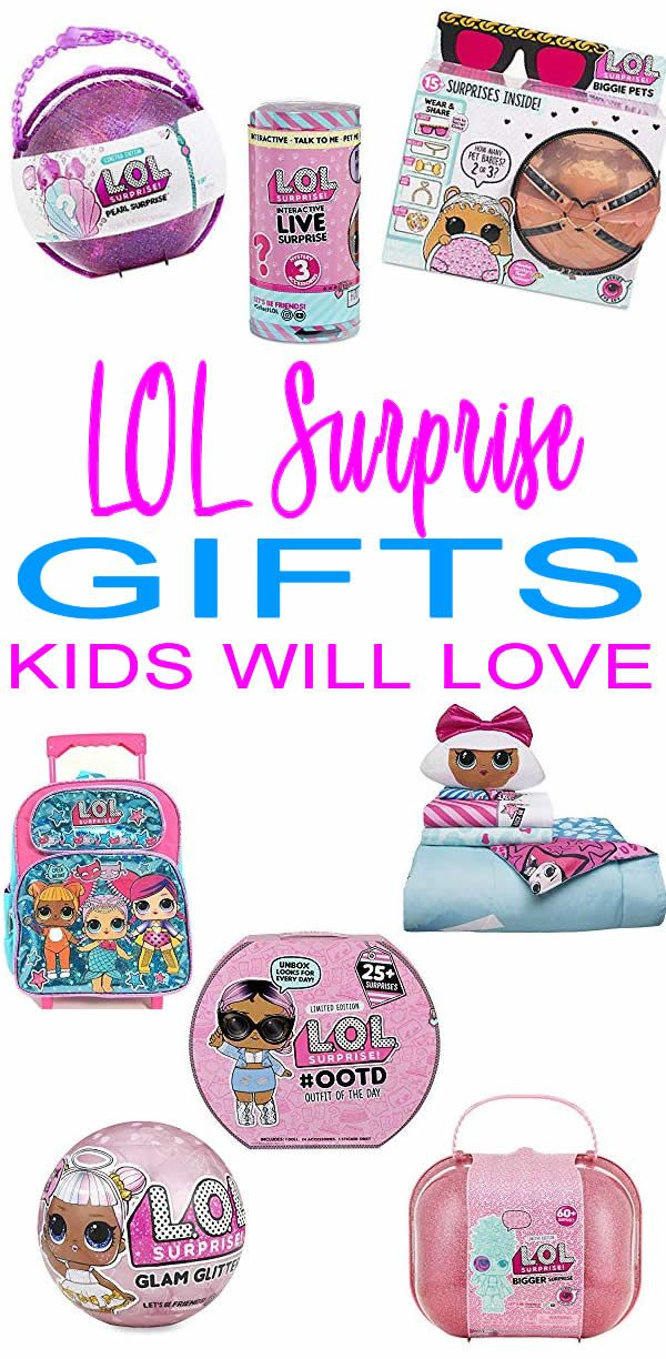 grab the best lol surprise gifts most popular and trendy lol surprise doll gift ideas gifts for birthday christmas holiday or anytime