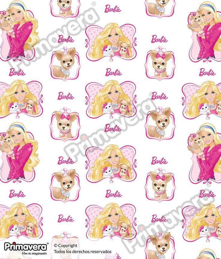 Papel Seda Estampado Barbie 000019-991 http://envoltura.papelesprimavera.com/product/papel-regalo-seda-estampado-barbie-000019-991/