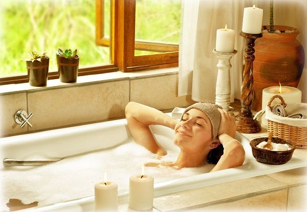 Egészséges életmód - Salaktalanítás sófürdővel