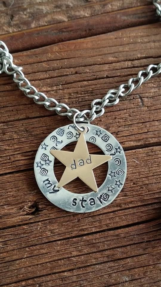 Fathers Day or just because your dad is your STAR!