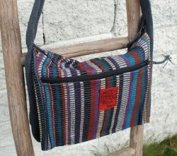 Skulderveske / shoulder bag fair trade