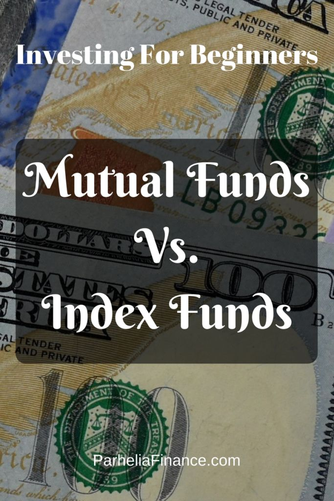 Mutual Funds Vs. Index Funds: Stock Market Investing #investing #finance #stock #market #makemoney