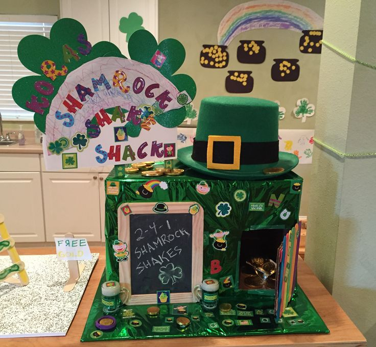 Ivy Prep Learning Center - Clearwater, Florida - Leprechaun Traps 2015 - www.IvyPrepFL.com