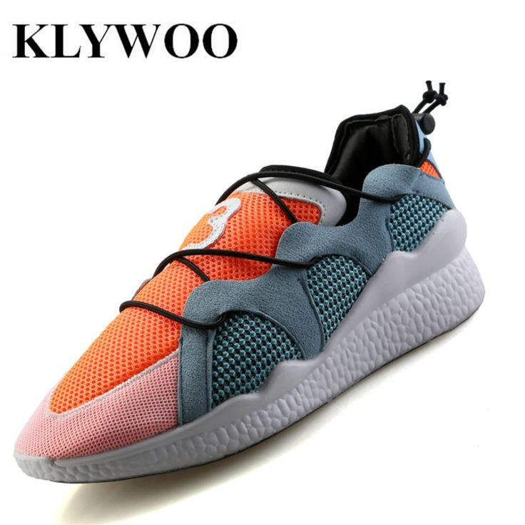 24.77$  Buy now - http://alinv1.shopchina.info/go.php?t=32663221169 - KLYWOO Hot Sale Men Casual Shoes New Lovers Mesh Shoes LightWeight Spring Breathable Sapatillas Men Trainers Mesh Shoes Tenis  #buychinaproducts