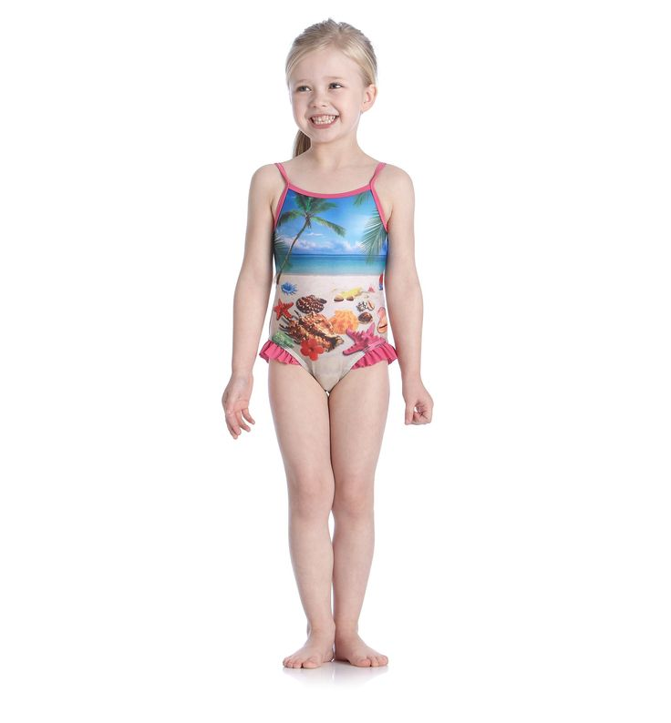 Mothercare Swimsuit With Frill 18 Months 8 Years 18