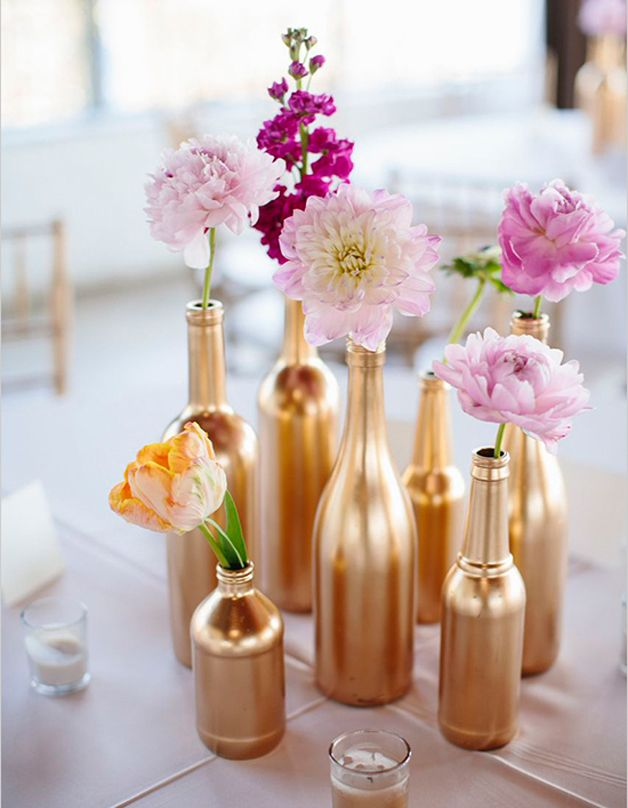 Simple wedding centerpieces and Diy wedding centerpieces