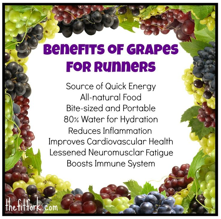 Natural Energy Foods For Runners