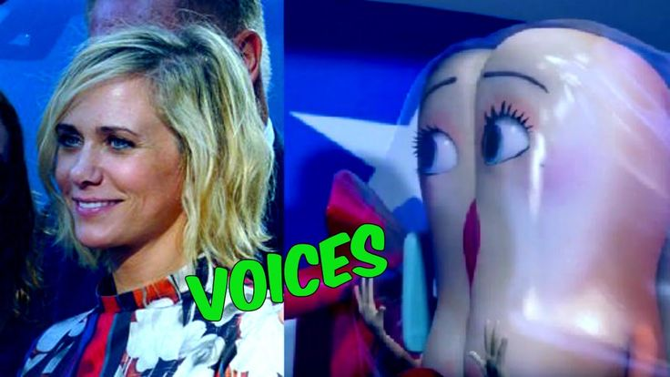 Sausage Party Cast Voices & characters ✔
