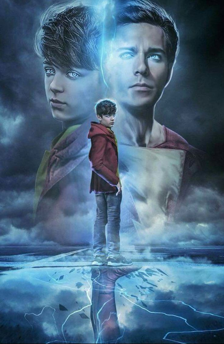 Shazam Movie Stars Zachary Levi as Shazam and Asher Angel as Billy Batson - DigitalEntertainmentReview.com