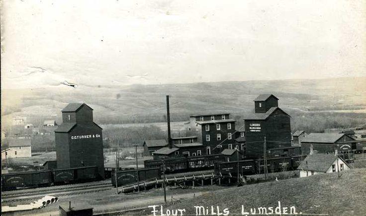 Lumsden, Sask - Vintage Saskatchewan - Photos - SaskPhotos.ca