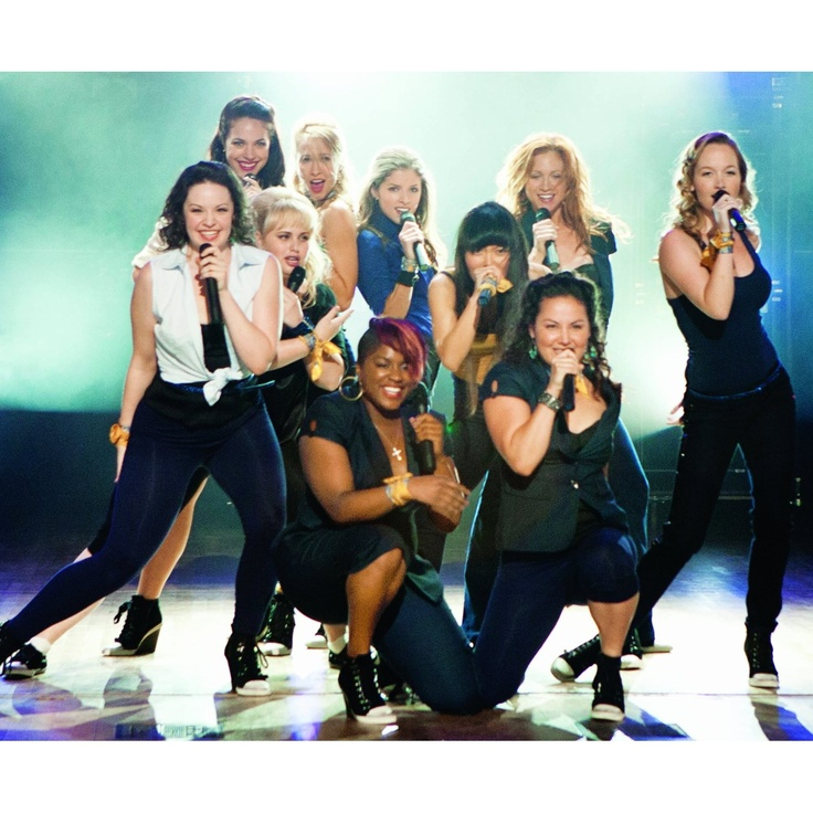 Pitch Perfect - Acatastic!