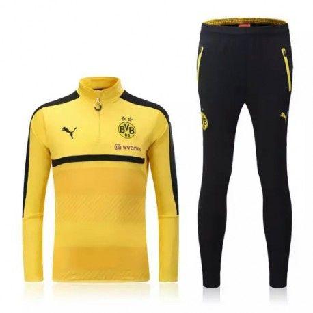 Chándal Borussia Dortmund 2016-2017 Amarillo