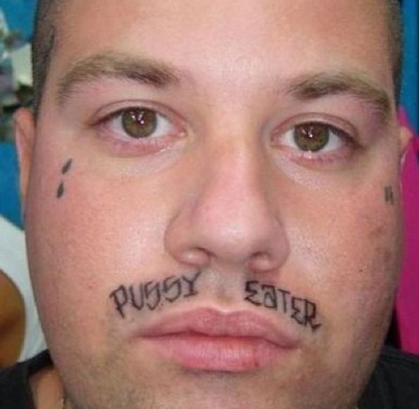 Worst Tattoo In The History Of The World: Epic Tattoo Fails You Won't Believe