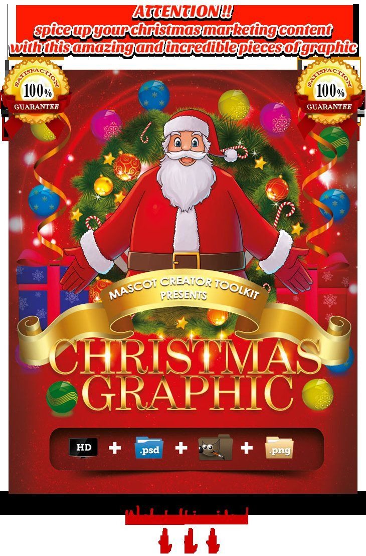 soulchanter: give You This Amazing Christmas Special Graphic Package for $5, on fiverr.com