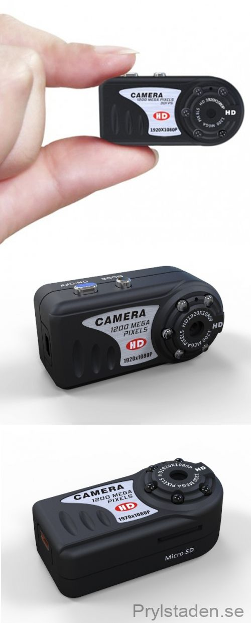 TinyCam Full HD, 1080p + Night vision, 30FPS