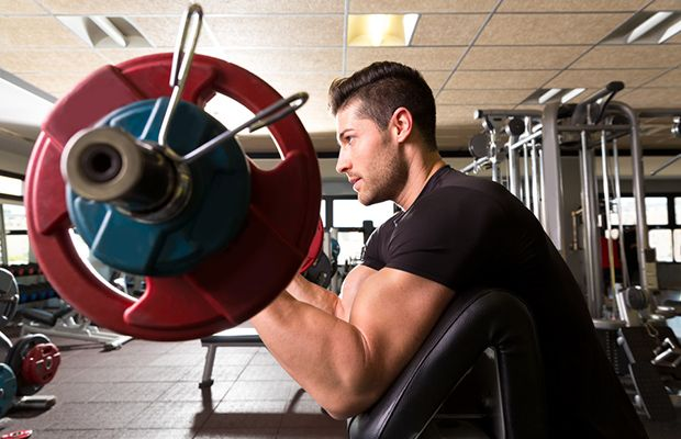 Genetics can be a factor in building muscle, but these tips (and exercises!) can help.