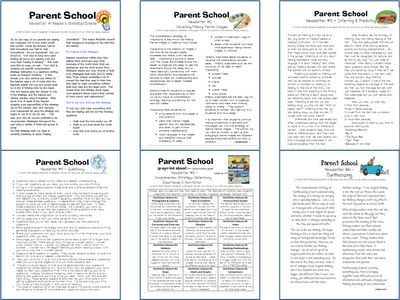 explain reading strategies to parents! I'm making class sets of these immediately!  This blog is amazing!