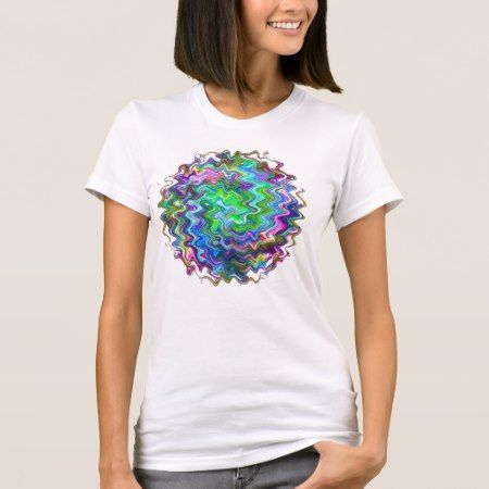 Fractal Om Wave T-Shirt - click to get yours right now!