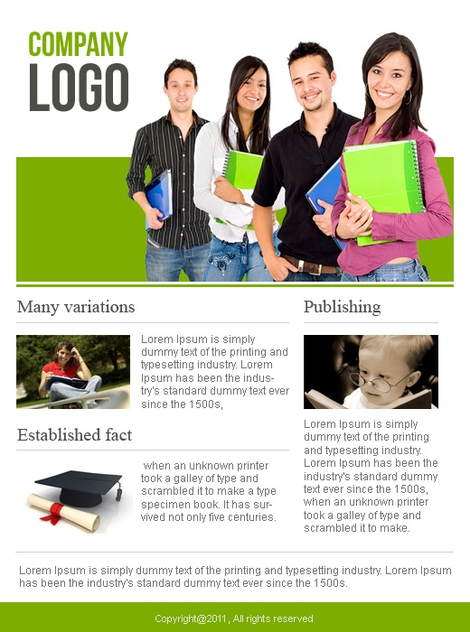 Education template which will be imported in template management of www.socialboost.nl.   SocialBoost is an app in which companies can make awesome facebook pages!