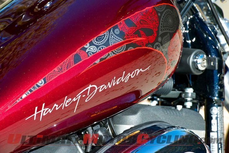 2014 Harley-Davidson Sportster 1200 Custom H-D1 | Review