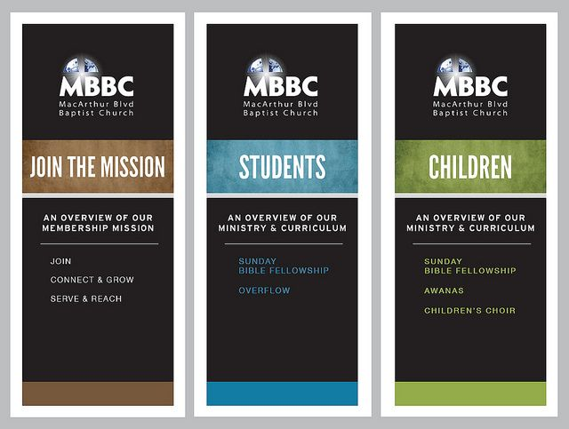 9 best church brochure designs images on pinterest brochure design ministry brochures like the clean lines of these thecheapjerseys Gallery