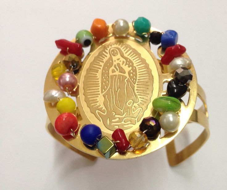 Pulsera virgencita  de Guadalupe