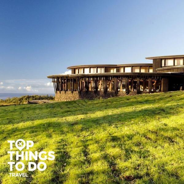 Hoteles más lujosos de Isla de Pascua - Lujo - En la mágica Isla de Pascua se pueden encontrar algunos de los mejores hoteles de Sudamérica.