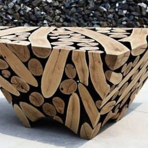 Transformations Sculptural Wood Furniture By Jaehyo Lee