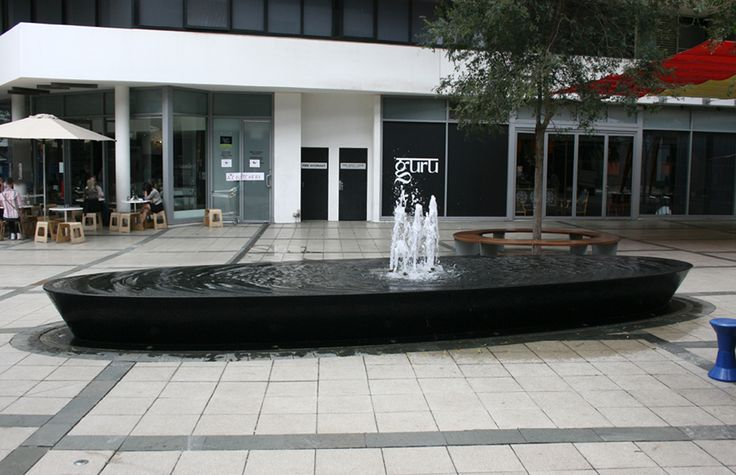 custom designed + manufactured water Features & sculptures by Diemme